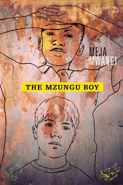 Image result for The Mzungu Boy by Meja Mwangi