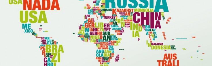 Cropped Header World Map Color Jpg World Lit Up