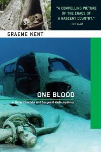 One-Blood-by-Graeme-Kent