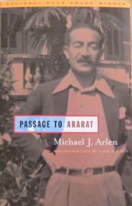 passage to ararat by michael j arlen